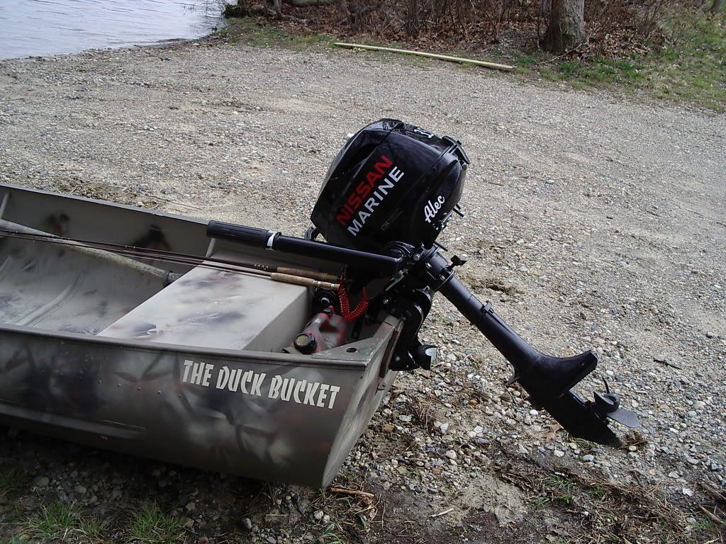 STS Consumer Report - Grumman Sport Canoe - The Bass Pond
