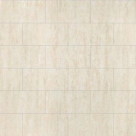 Seamless beige tile texture