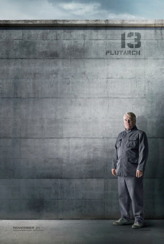 Plutarch- District 13 citizens