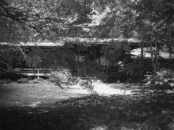 Mountain Lodeg at Karuizawa 1961|軽井沢の山荘 寺田邸 吉村順三