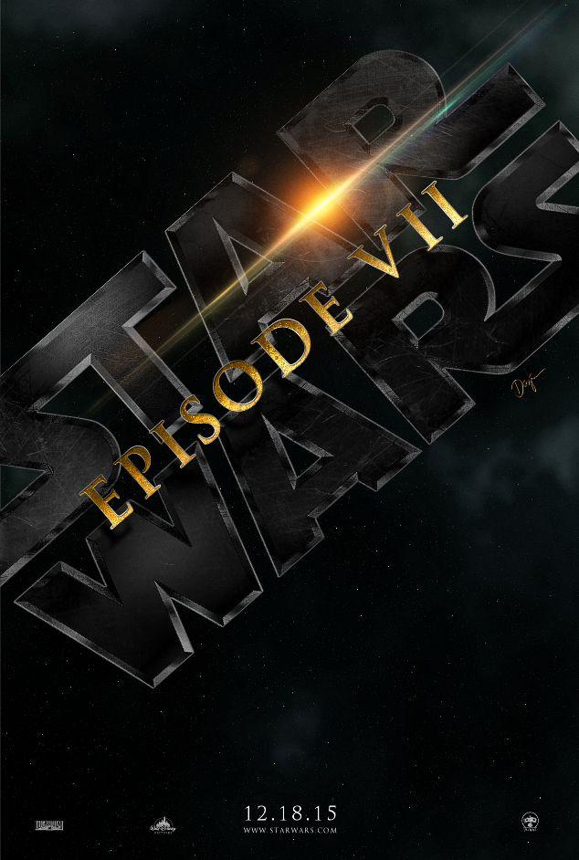 Star Wars Episode VII Teaser A by sahinduezguen on deviantART