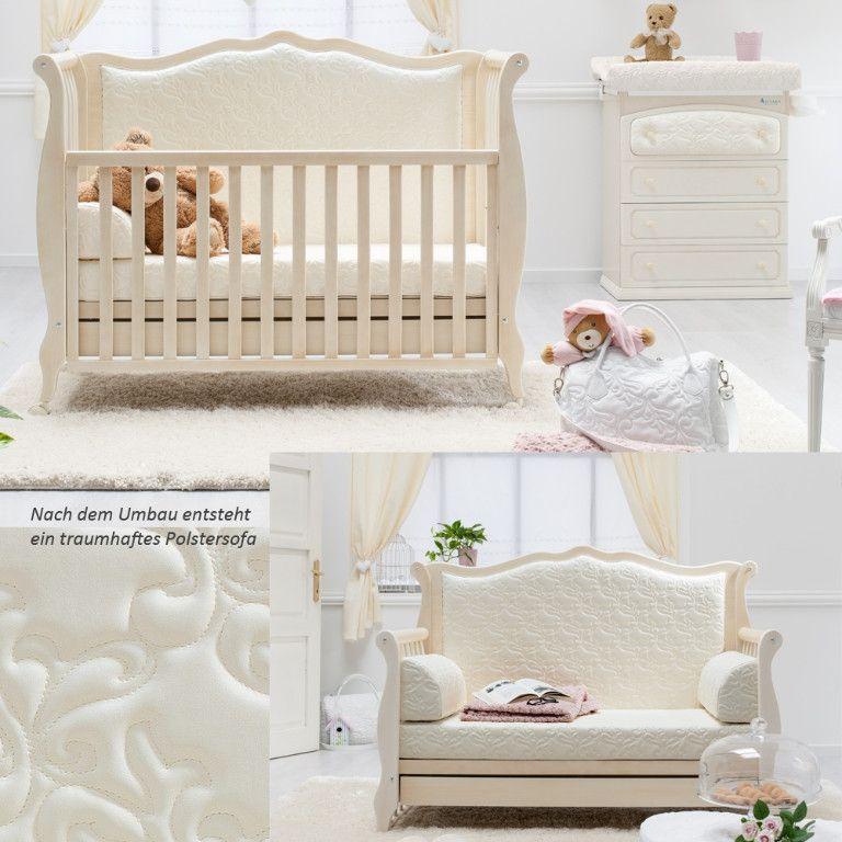 Babybett Umbauen Zum Juniorbett