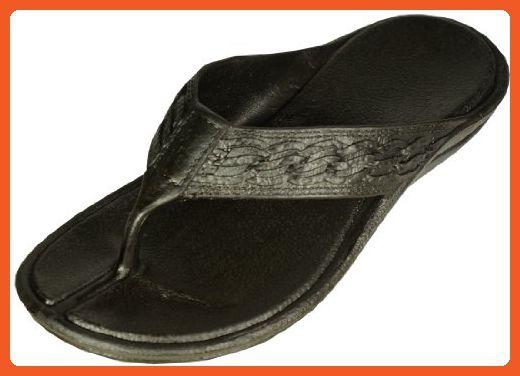 00695b3d336658 Surfer Black Pali Hawaii Sandal (9