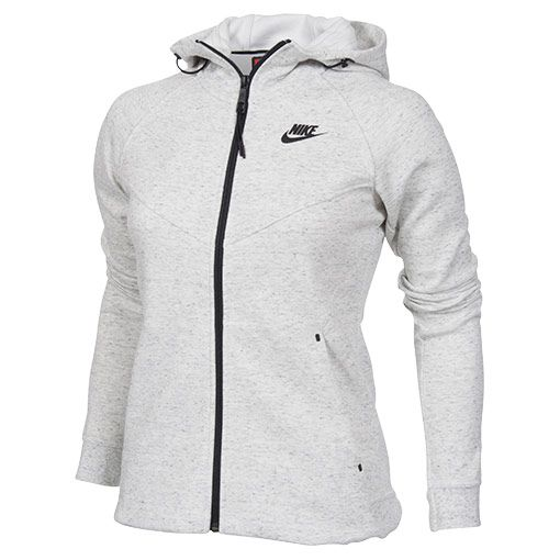 Women s Nike Tech Fleece Full-Zip Hoodie - 683794 121  41ac271452