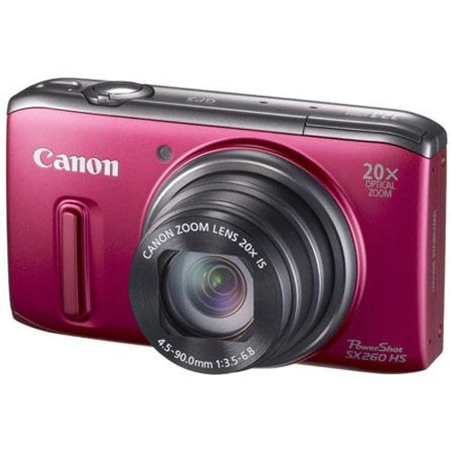 Special Offers Available Click Image Above Powershot Sx260 Hs Digital Camera Red Best Digital Camera Best Compact Digital Camera Digital Camera