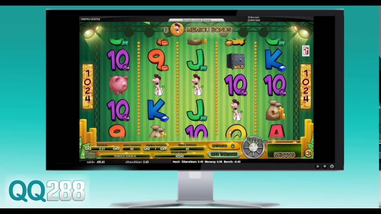 Top Trend Gaming Cash Crab 2 Slot Mesin Jackpot