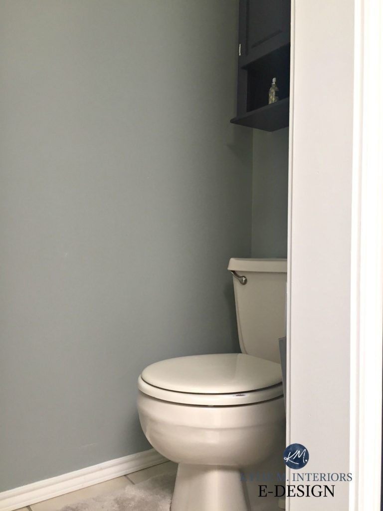 The 6 Best Paint Colours For An Almond Or Bone Bathroom Restroom
