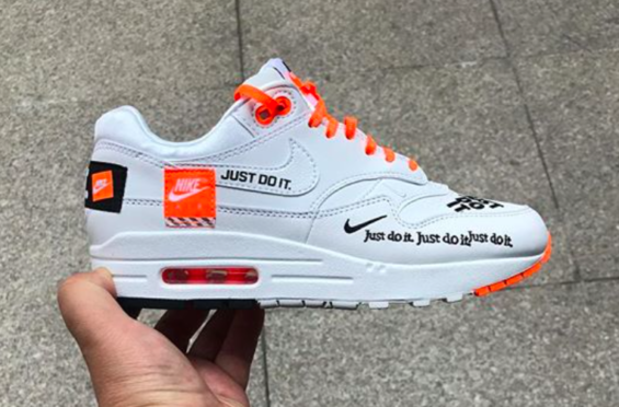 Look For The Nike Air Max 1 Just Do It This Year Dr Wong Emporium Of Tings Web Magazine Nike Air Max Nike Nike Air Max 90