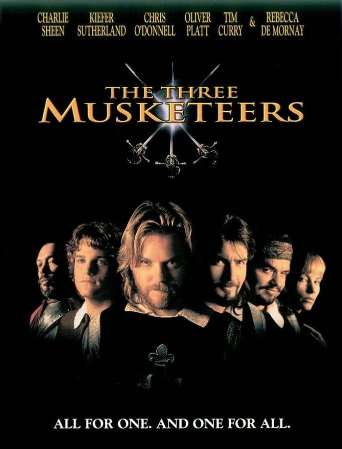 Image result for The Three Musketeers 1993