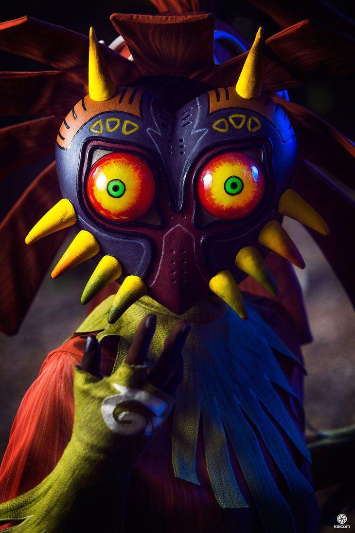 Skull Kid - The Legend of Zelda: Majora's Mask cosplay ...