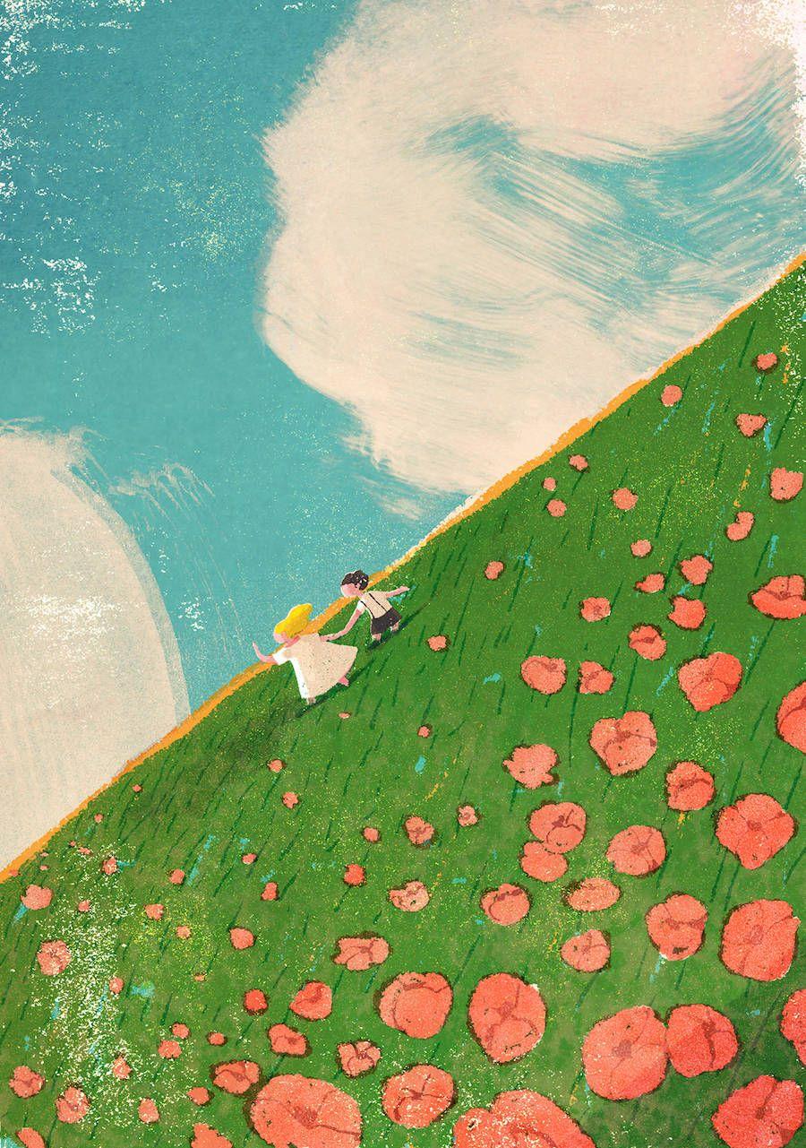 Lisk Feng Illustrations