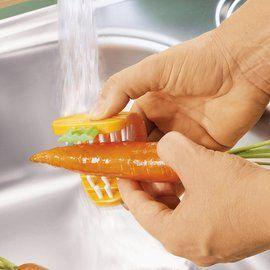 Gemüse-Bürste