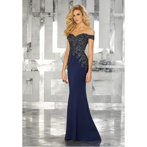 MGNY By Mori Lee Mother Of The Bride Dress 71616 Fall Wedding