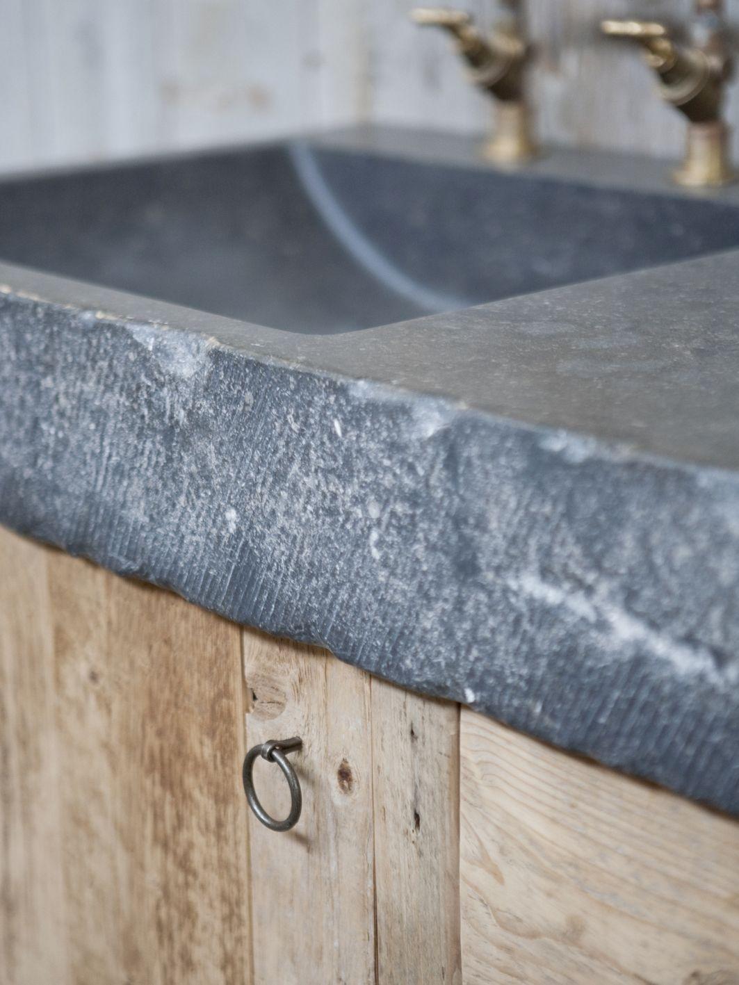 Badkamermeubels op maat bij jan van ijken oude bouwmaterialen in eemnes - Badkamermeubels oude stijl ...