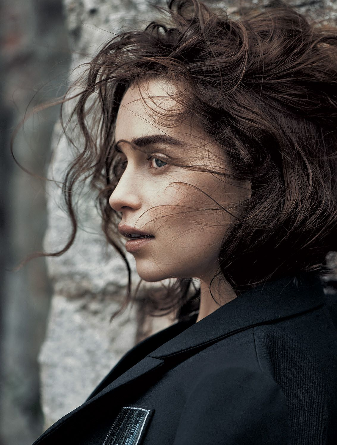 Windblown [HQ] #emiliaclarke
