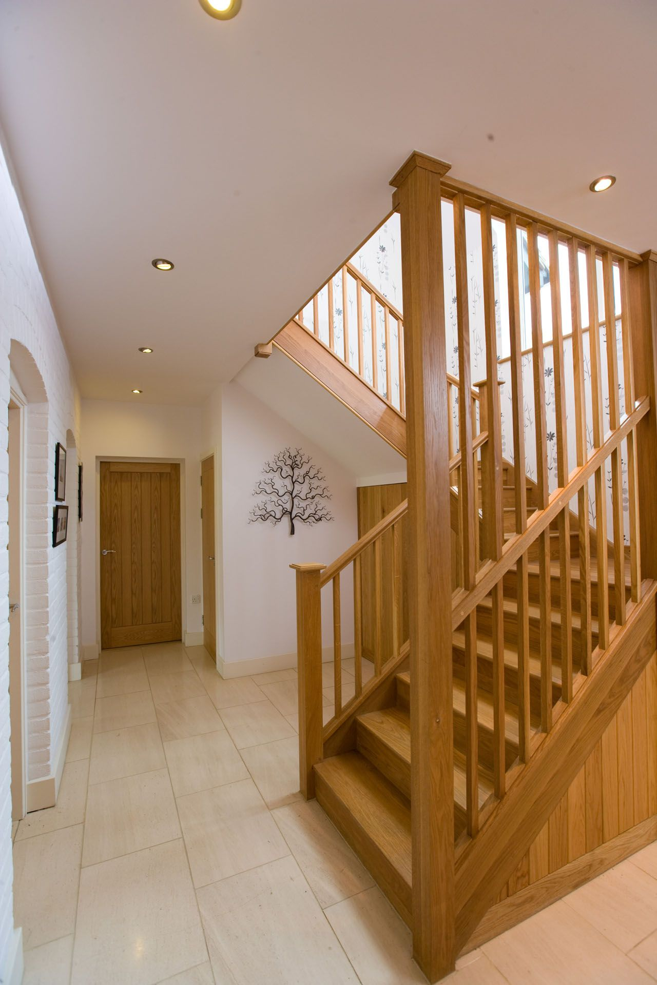 Stairway Desgin Staircase Design Voysey Arts Crafts House Modern Interior Design