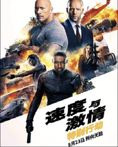 Fast And Furious 8 Film Complet : furious, complet, VER!~, Furious, Hobbs, Streaming, Complet, Furious,, Movies,, Movie, Posters