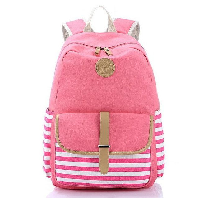 a12f8b2af School Bags for Teenagers Canvas Printing Backpack Quality Women Backpack  School Backpack Mochila Feminina HQB1606