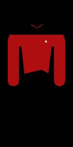 Star Trek Uniformen Farben