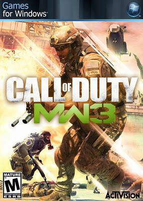 Call Of Duty Mw3 Multi Player Only Eng 15 7 Gb Download Full