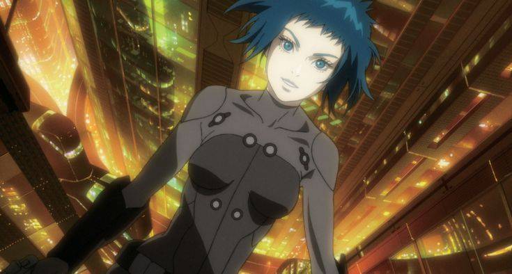 Ghost In The Shell Image Gallery Anime Ghost Ghost In The Shell Anime