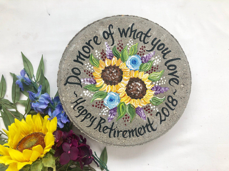 RETIREMENT GIFT, Employee Appreciation Gift Ideas, Retirement Gift Ideas, Painted Chesnut Tree, Retirement Gifts, Nurse Recognition Gifts