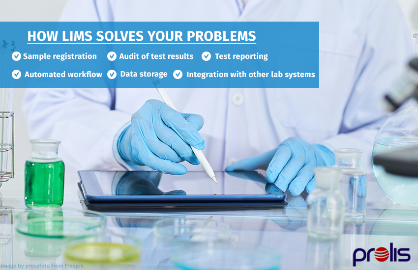 Lab Works Are Based On Sample Registration Processing And Result Analysis With Prol Laboratory Information Management System Revenue Cycle Management System