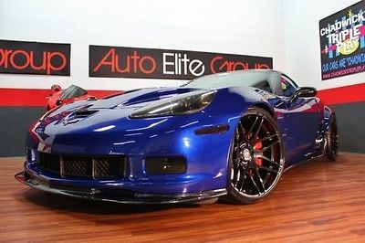 2006 Chevrolet Corvette Zo6 Supercharged Custom Widebod