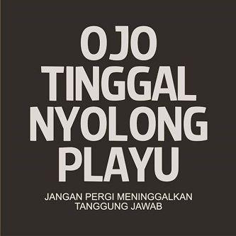 Kata2 Bijak Bahasa Jawa Dan Artinya