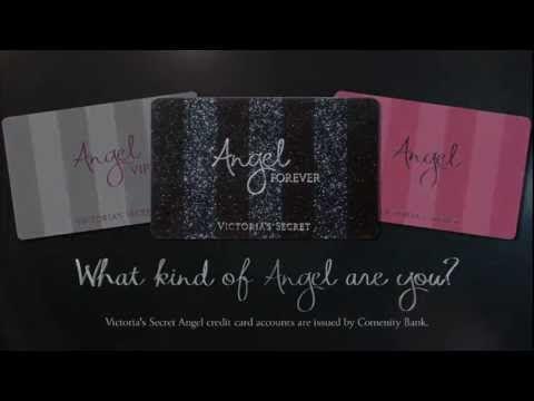 Victoria Secret Angel Card Adriana Lima present all new Victoria