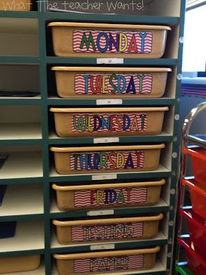 Teacher Week: Now Teach! Organizing for Instruction