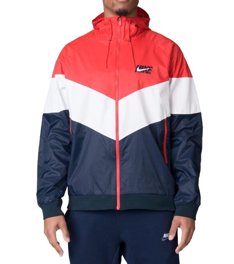 Nike Windrunner Lightweight Jacket Celeste | Giacche