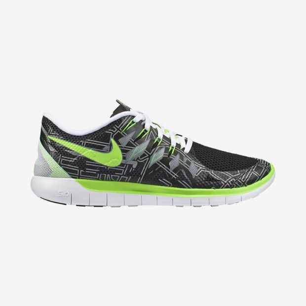 huge selection of 6dd54 04d09 Nike Free 5.0 (Boston 2014) Men s Running Shoe