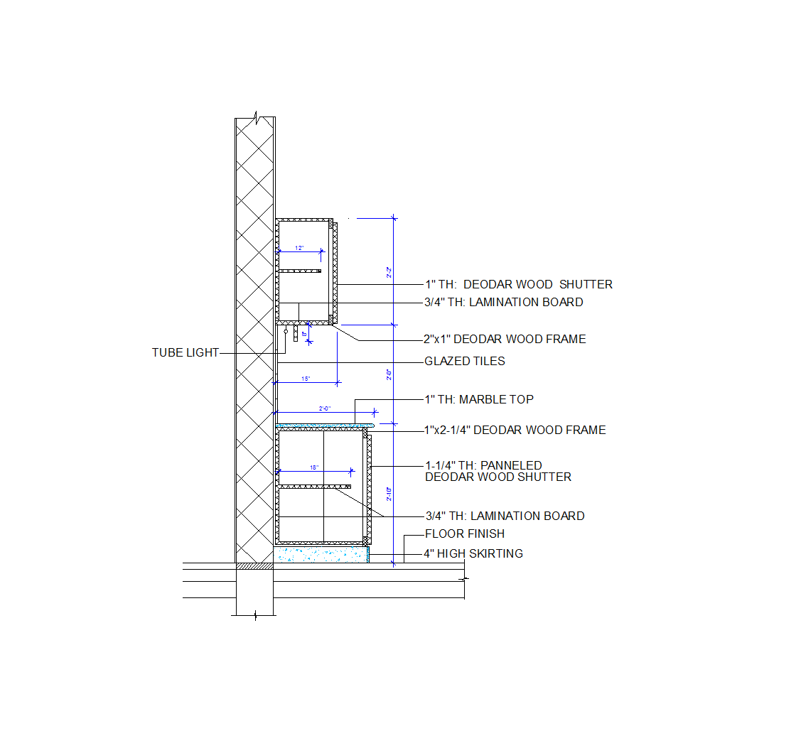 Modular Kitchen Plans Dwg: 1404-Kitchen_cabinet_section.png (1120×1060)