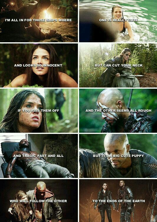 Pin By Bethany Vandiver On 100 Lincoln The 100 The 100 Quotes