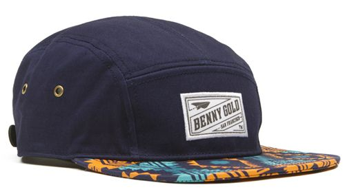 64319158277c0 Benny Gold Native Blue 5 Panel Camper   My new favorite hat. What I ll be wearing  all summer.