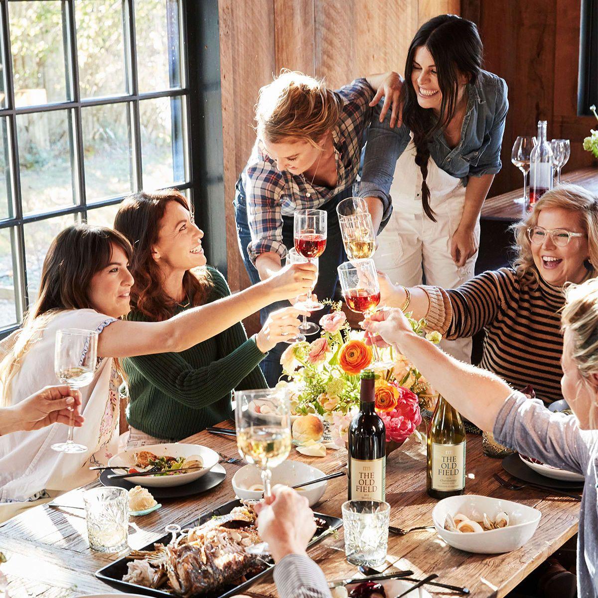 рабочее, блюда для вечеринки с подругами фото нашей статьи узнаете