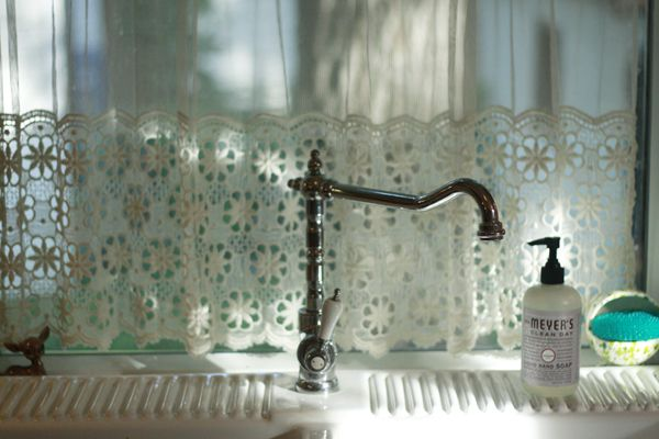 Oh So Lovely Vintage: our homes