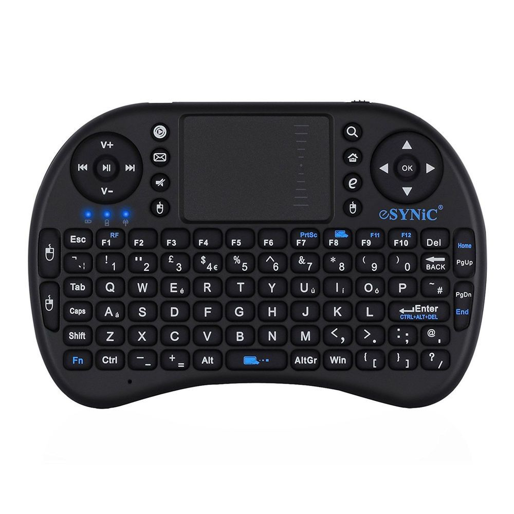 Mini Wireless 2 4g Touchpad Mouse Combo Portable Handheld Android Keyboard With Images Mini Keyboard Android Keyboard Mini Tv