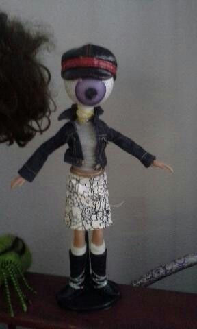 One of robin's. She calls it a  'Monster eye doll' lol.