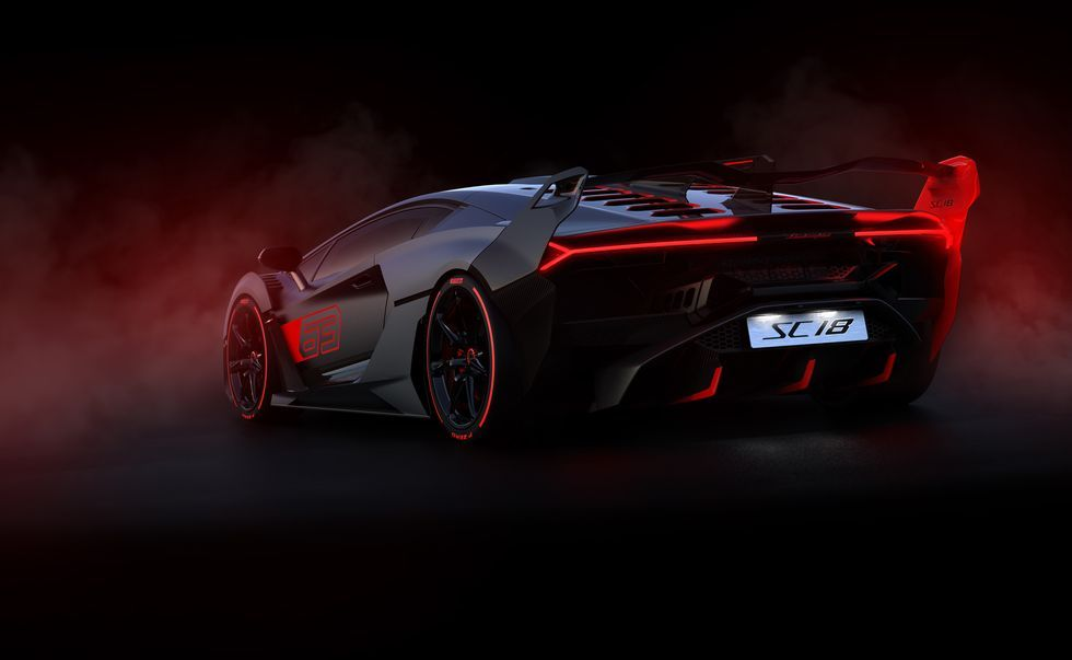 Lamborghini Built This V12 Carbon Fiber Trackday Beast For One Very Important Customer In 2021 Sports Car Wallpaper Car Wallpapers Super Cars Cool sports car wallpapers