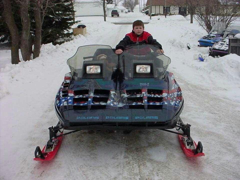 1b5063c8 Polaris double...   Snowmobiles   Snow vehicles, Snowmobile trailers ...