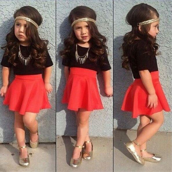 High fashion baby girl clothes 26