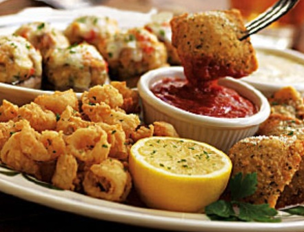 Olive Garden Free Appetizer w/ Adult Entree Purchase