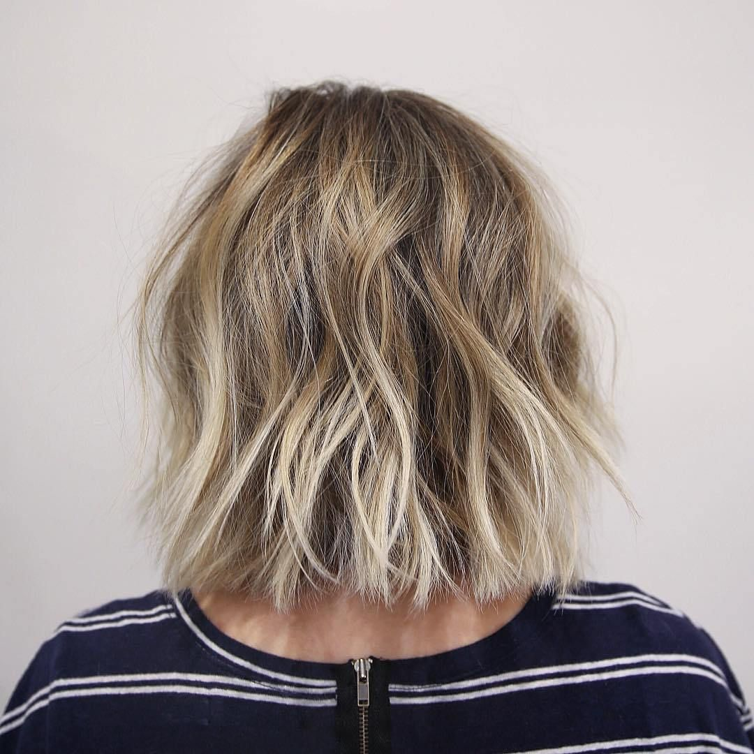 60 Messy Bob Hairstyles For Your Trendy Casual Looks In