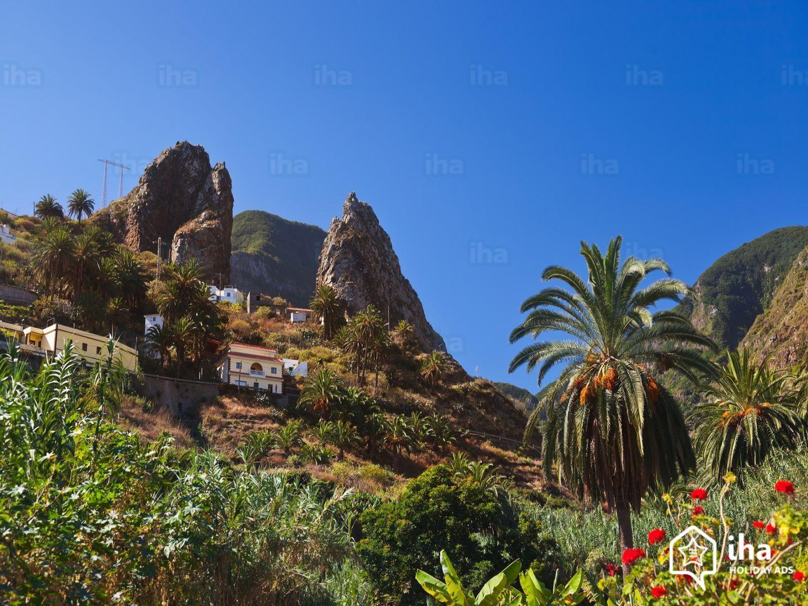 Hermigua - La Gomera - Islas Canarias