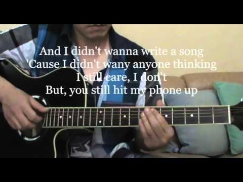 Justin Bieber Love Yourself Lyrics Acoustic Guitar Cover Love Yourself Lyrics Justin Bieber Love Yourself Guitar