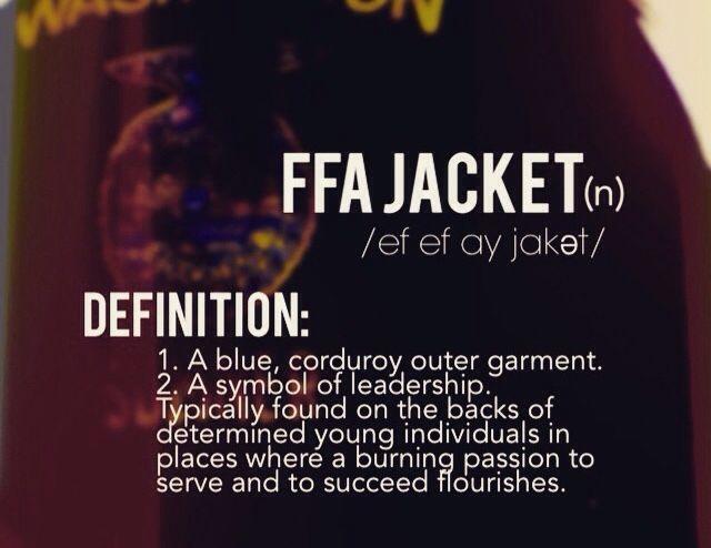 Ffa Jacket Ffa Jacket Ffa Ffa Scrapbook Ideas