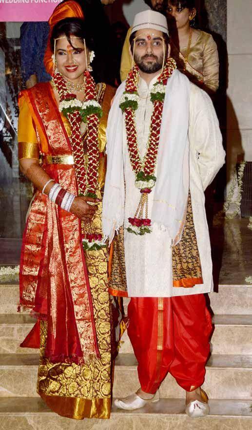 Sameera Reddy Weds Akshai Varde News Indian Wedding