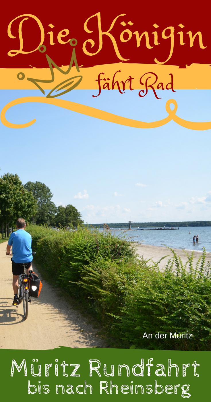 Von Der Muritz In Die Mark Brandenburg Mit Dem Fahrrad Eine